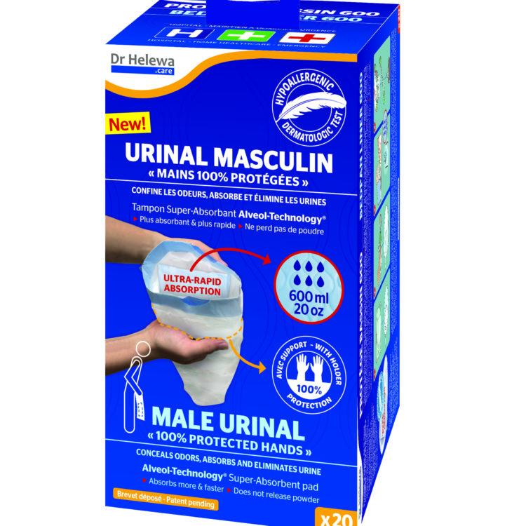 sac urinaire masculin
